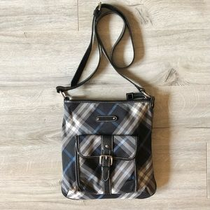 Burberry London Blue Label crossbody bag